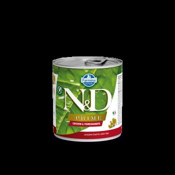 N&D Prime Boites humides 285g