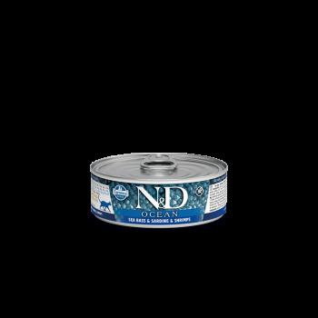N&D Ocean Bar, Sardine &...