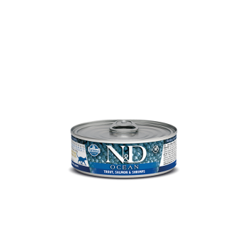 N&D Ocean Truite, Saumon &...