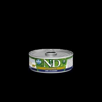 N&D GF Agneau & myrtille...