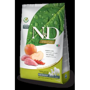 Sanglier & Pomme Prime N&D Farmina