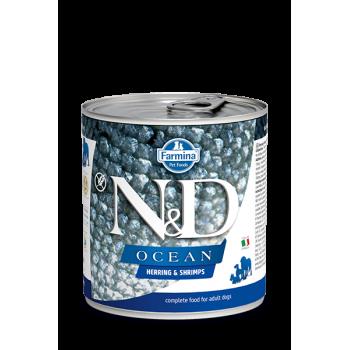 N&D Océan Boites humides 285g