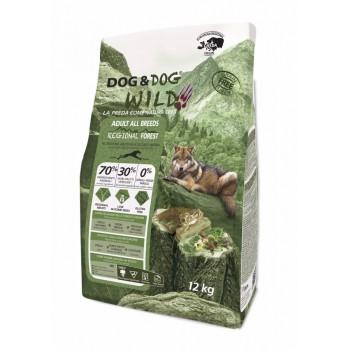Régional Forest Dog&dog Wild 12kg croquette chien grain free (sans céréales)