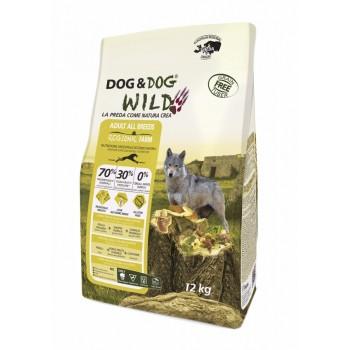 Régional Farm Dog&dog Wild 12kg croquette chien grain free (sans céréales)