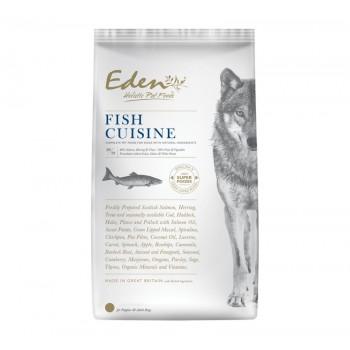 Eden 80/20 Fish cuisine grain free Croquette Chien