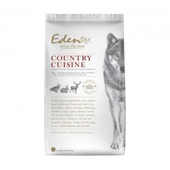 Eden 80/20 Country cuisine Grain free Croquette Chien