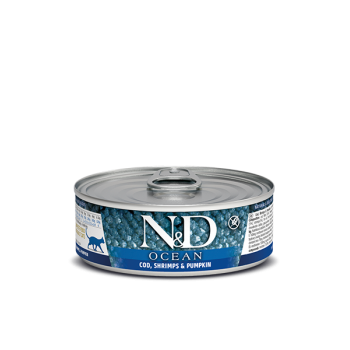N&D Ocean Morue, Crevette &...