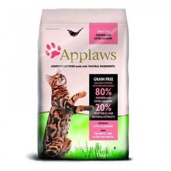 Applaws croquette Chat Poulet & Saumon grain free 7.5kg