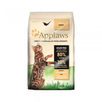 Applaws croquette Chat Poulet grain free (sans céréales) 7.5kg