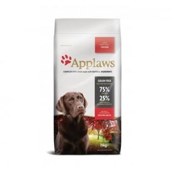 Croquette chien Poulet Adulte Large Applaws grain free 15kg