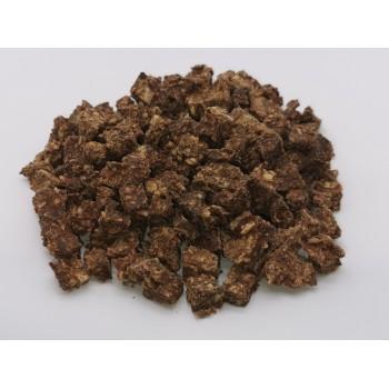 morceaux de lapin friandise naturelle chien
