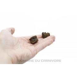 Bouchées de viande de canard Friandise pour chien naturelle