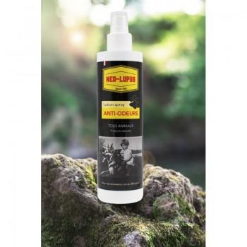 Spray naturel anti odeur Néo Lupus 1901 250ml pour chien