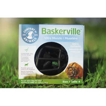 Muselière Ultra Baskerville