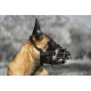 Muselière Ultra Baskerville pour chien & chiot