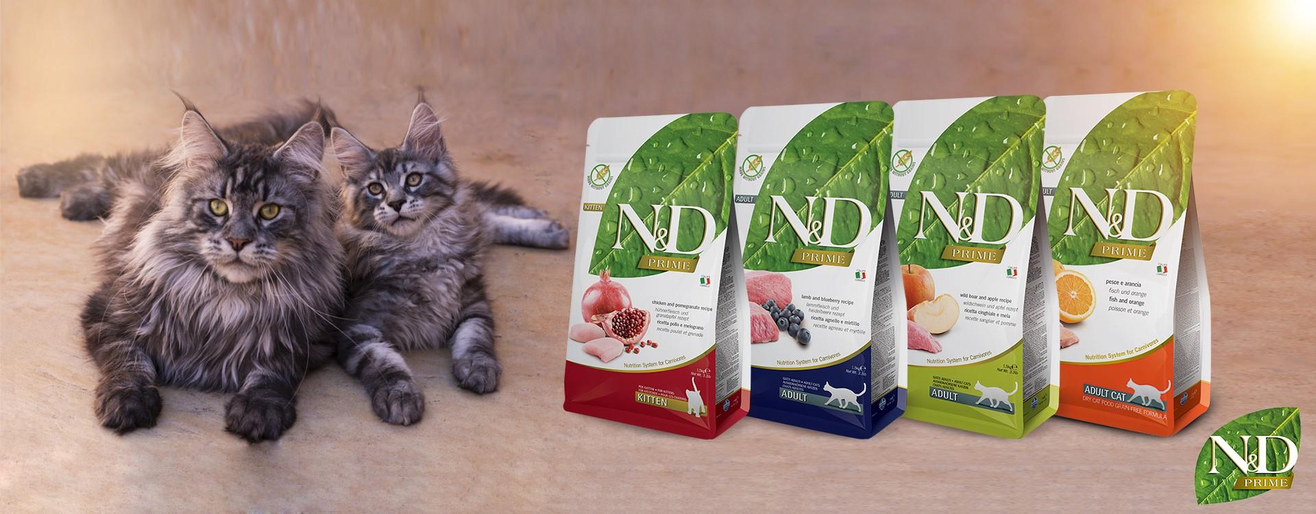 Farmina N&D Prime pour chat